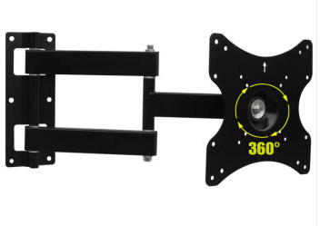 Eml403x Monitor Or Tv Full Motion Mount
