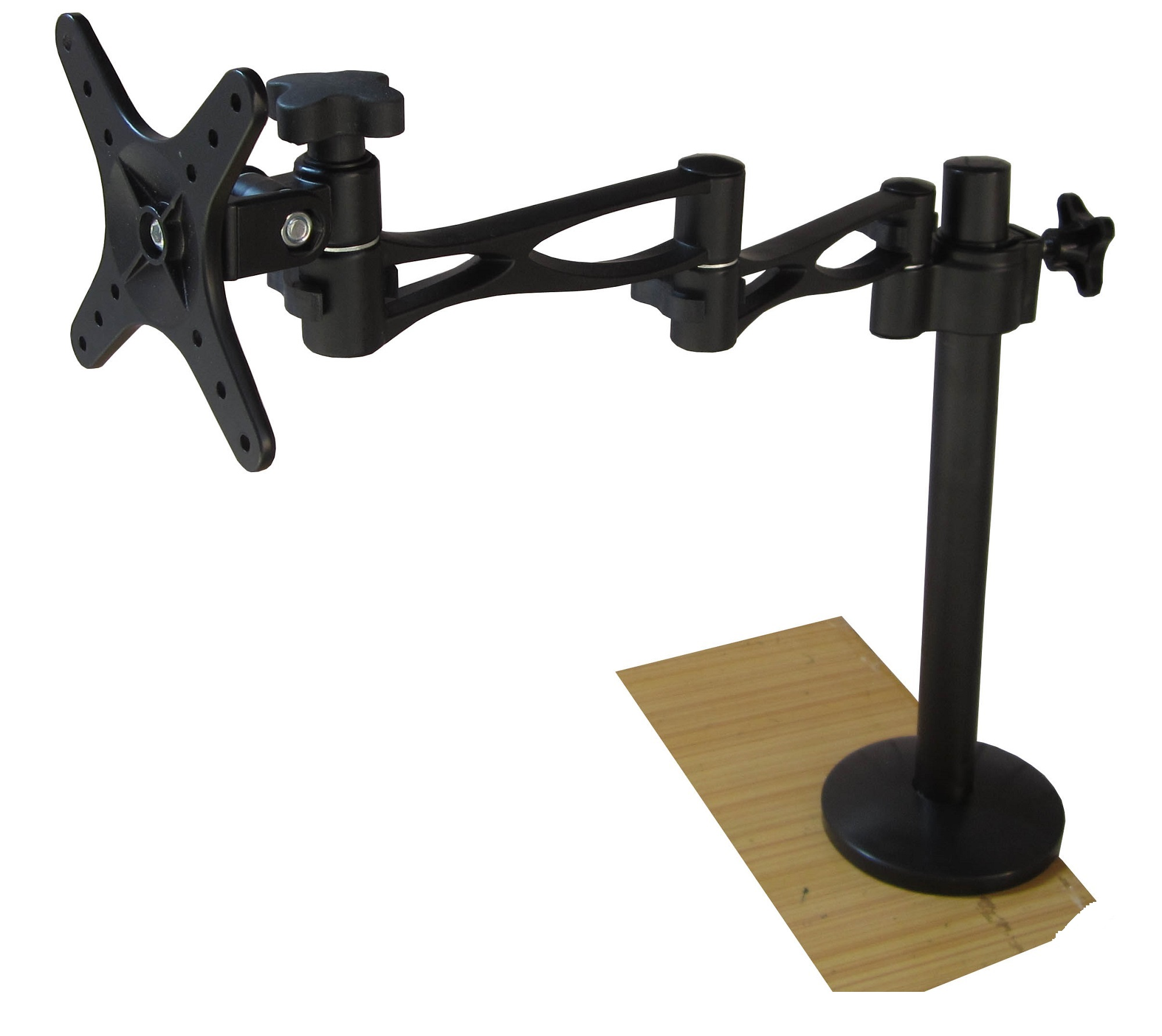 Avr102 Monitor Desk Mount For Display To 27