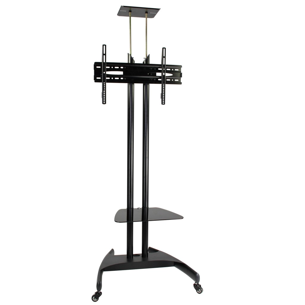 D800b Tv Stand Mobile Cart For Tv To 65 Quot Tv Wall Mount