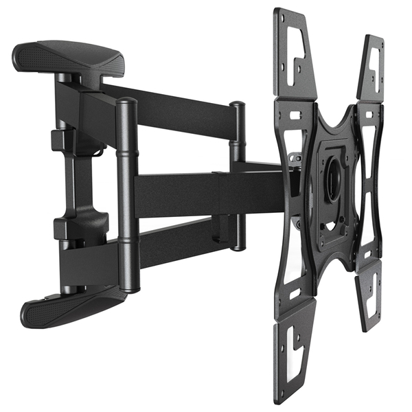 Full Motion Tv Wall Mount Tilt Swivel 13 19 22 26 27 32