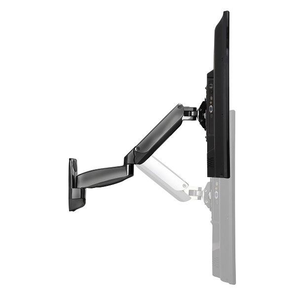 F400 Gas Strut Full Motion Tv Mount For Tv Up To 60