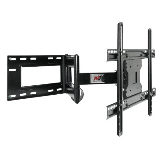 Nb Sp2 Full Motion Tv Mount For Tv Up To 60 Quot Tv Wall