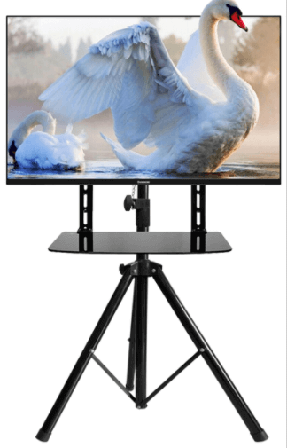 Trk H44 Tripod Tv Stand For Display Up To 47 Quot Tv Wall