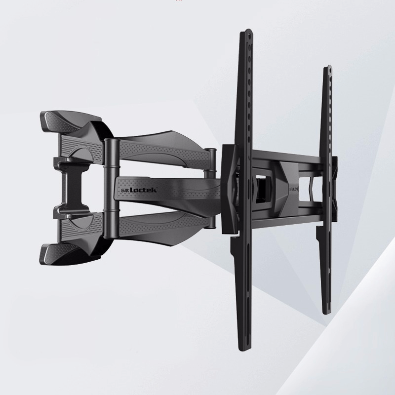 s63s tv full motion mount for display up to 55 inch tv wall mount tv bracket singapore. Black Bedroom Furniture Sets. Home Design Ideas