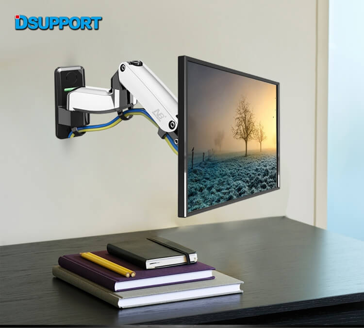 F150 Gas Strut Wall Mount For Tv Monitor Below 27 Quot Tv