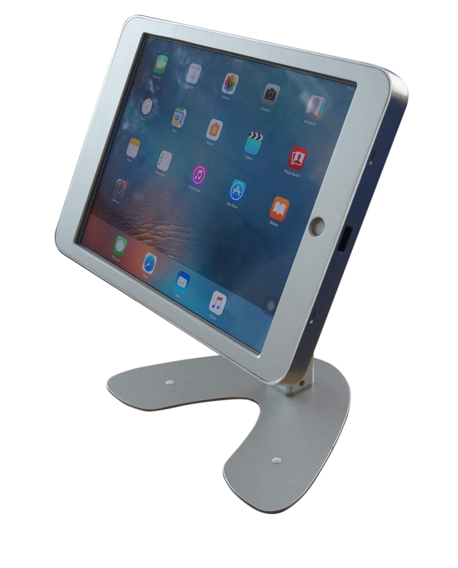 P9p Ipad Desktop Stand With Lock Tv Wall Mount Tv
