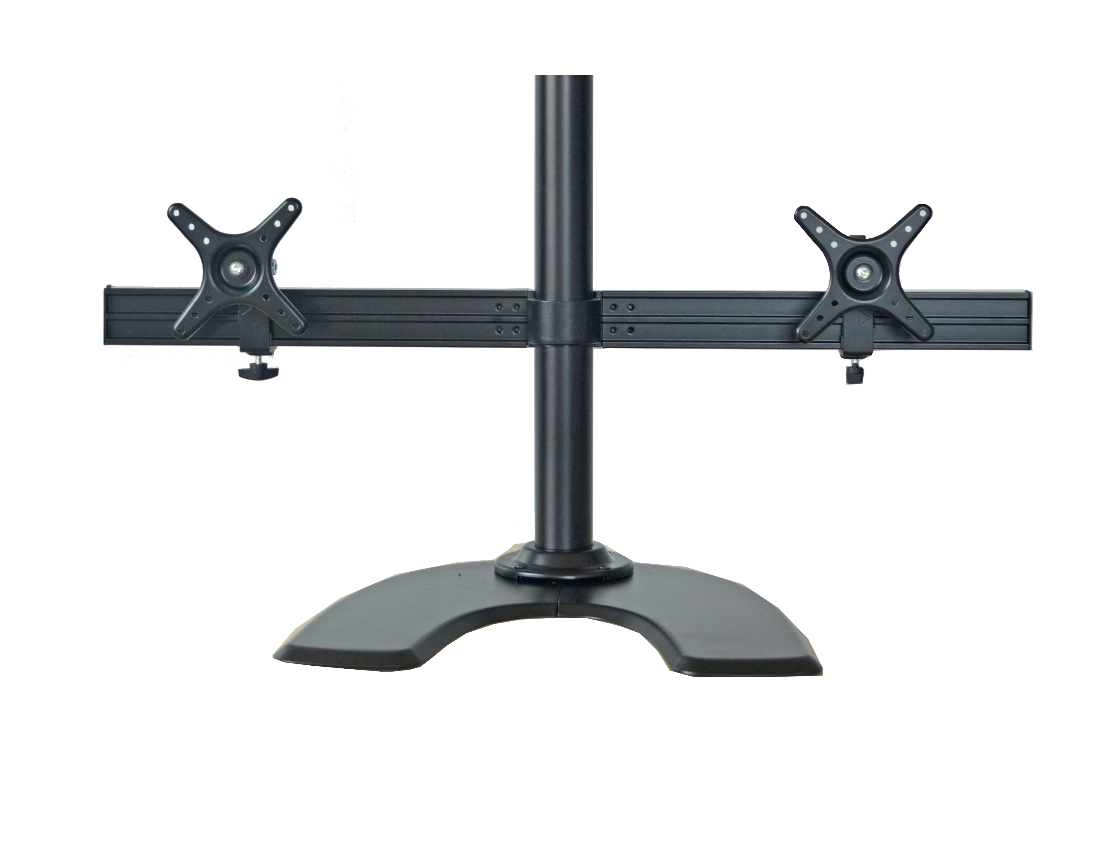 Avr232t Dual Monitor Desktop Stand For Up To 27 Tv